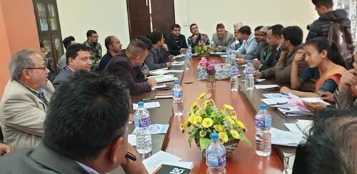 पूर्वाधार विकासमा स्थानीय सरकार र नेपाल ईन्जिनियरिङ परिषद्को भूमिका